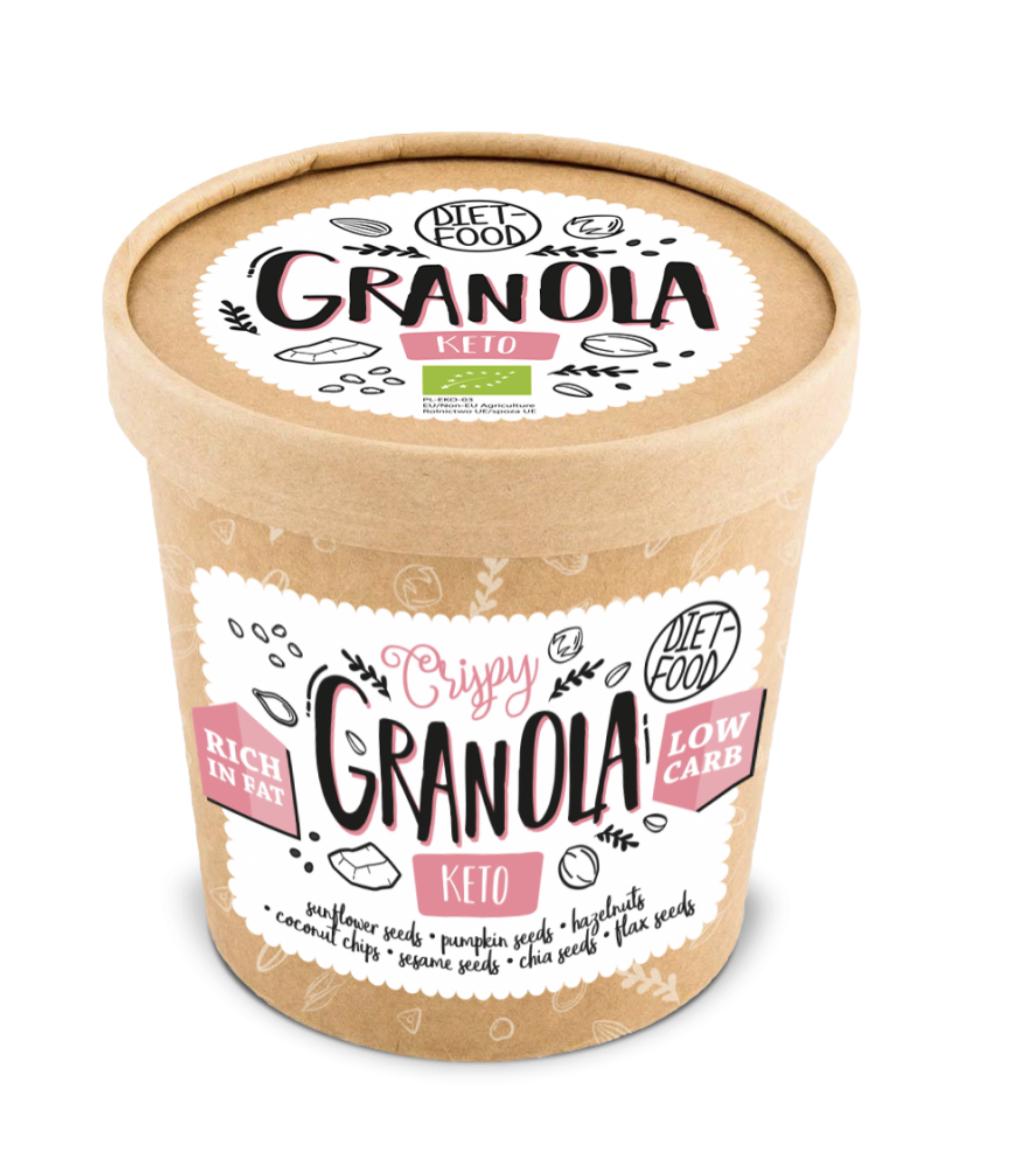 Granola KETO