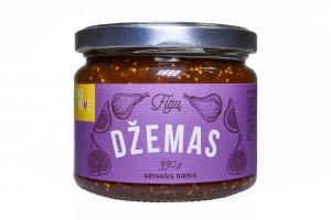 Figų džemas, 330g