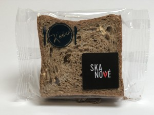 KETO TOAST duonelė su sezamo sėklomis