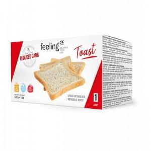 KETO TOAST šviesi duonelė
