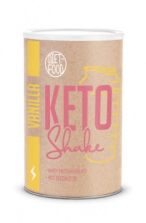 KETO SHAKE Vanilla  -Vanilinis kokteilis