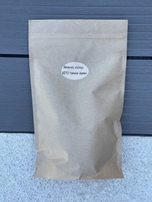 SKANOVĖ mišinys KETO tamsiai duonai, 480 g