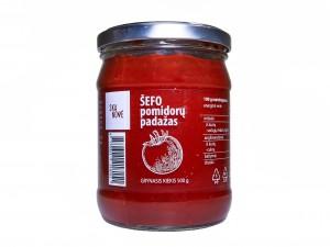 ŠEFO pomidorų padažas 500g